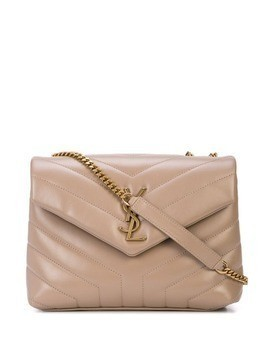 Saint Laurent Loulou shoulder bag - Neutrals