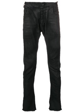 Masnada slim-fit jeans - Black