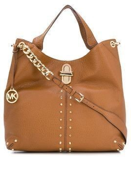 Michael Michael Kors Uptown Astor Legacy tote bag - Brown