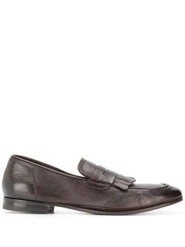 Henderson Baracco dark brown loafers