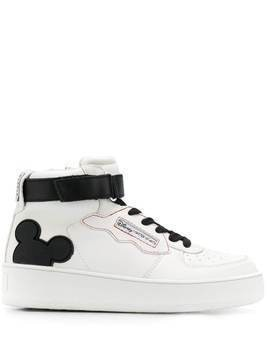 Moa Master Of Arts Disney ankle sneakers - White