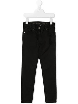Stella Mccartney Kids slim-fit jeans - Black