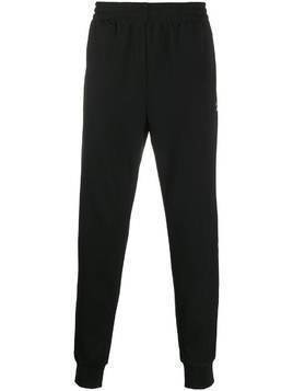 Fila straight-leg track pants - Black