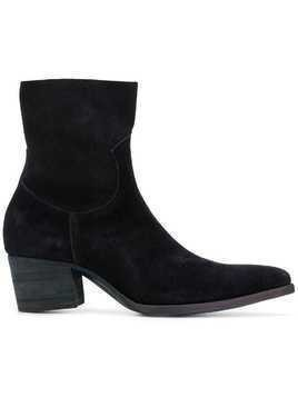 Atelier Bâba stacked sole boots - Blue