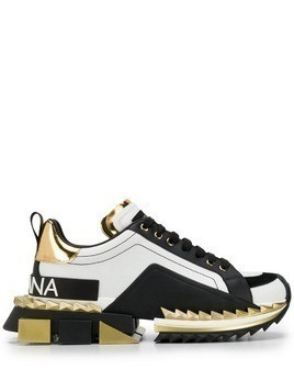 Dolce & Gabbana Super King sneakers - Black