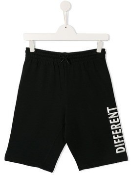 Molo different logo shorts - Black