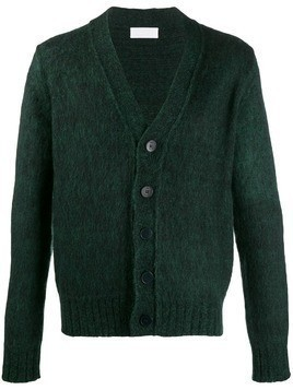 Haikure Kirk knitted cardigan - Green