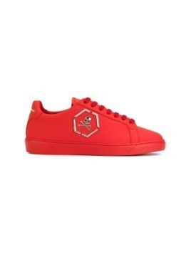 Philipp Plein Simpson sneakers - Red