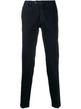 Al Duca D'Aosta 1902 straight leg trousers - Blue