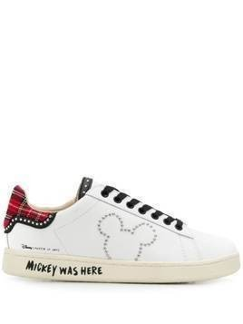 Moa Master Of Arts Mickey sneakers - White