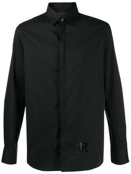John Richmond button up shirt - Black