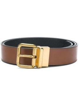 Coach cut-to-size reversible belt - Brown