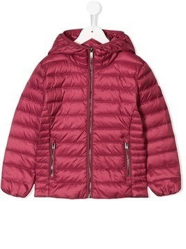Ciesse Piumini Junior padded hooded coat - Red