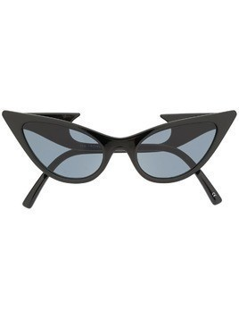 Le Specs cat eye sunglasses - Black