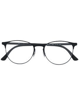 Ray-Ban round metal glasses - Blue