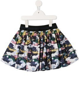 Molo printed skirt - Multicolour