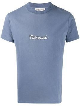 Fiorucci Spaceship relaxed-fit T-shirt - Grey