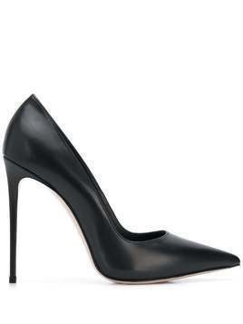Le Silla pointed stiletto heel pumps - Black