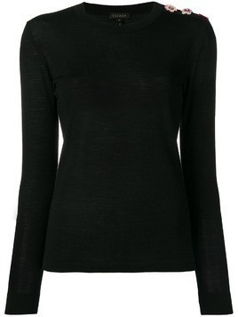 Escada knit jumper - Black