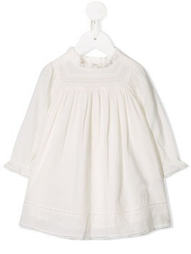Bonpoint Madeleine dress - White