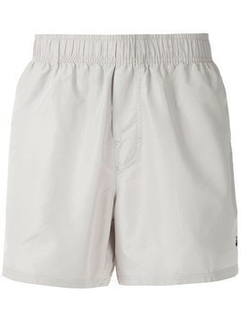 Osklen Leve side pockets shorts - Grey