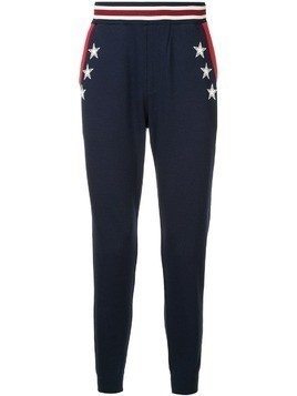 Guild Prime star tracksuit trousers - Blue