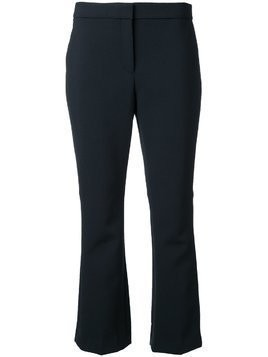 Theory cropped trousers - Black
