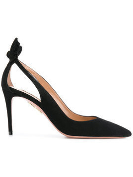 Aquazzura Deneuve 105 pumps - Black