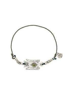 Gas Bijoux Eagle bracelet - Green