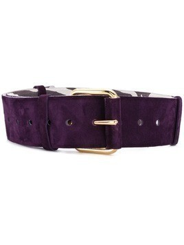 A.F.Vandevorst duo-tone belt - PURPLE