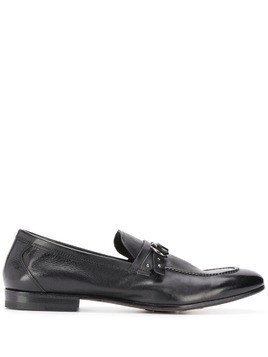 Henderson Baracco buckle loafers - Black