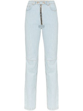 GmbH Darveesh high-waisted skinny jeans - Blue