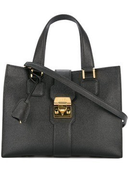 Mark Cross Livingstone tote bag - Black