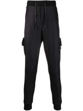 John Richmond elasticated waist trousers - Black
