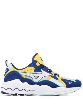 Mizuno Wave Rider 1S low-top sneakers - Blue