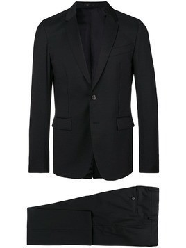 Mauro Grifoni classic two piece suit - Black