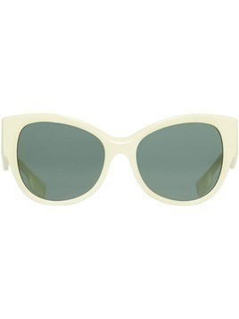 Burberry Butterfly Frame Sunglasses - Green