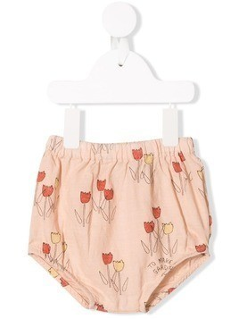 Bobo Choses Poppy Prairie bloomers - Pink