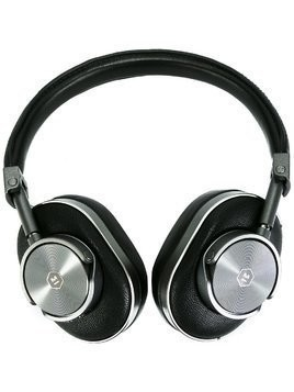 Master & Dynamic round bluetooth headphones - Black
