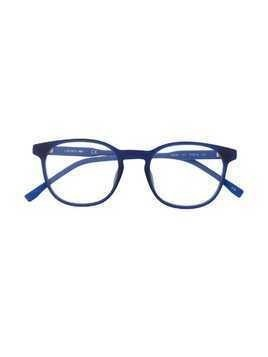 Lacoste Kids round shaped glasses - Blue