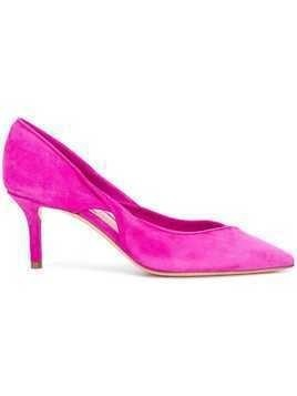 Casadei Twisted pumps - Purple
