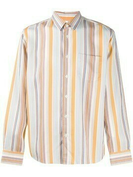 Soulland Huttnutt shirt - Yellow