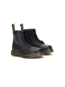Dr. Martens Kids Delaney lace-up boots - Black