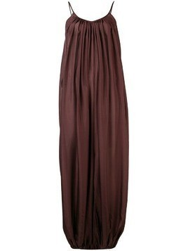 Kalita balloon jumpsuit - Brown