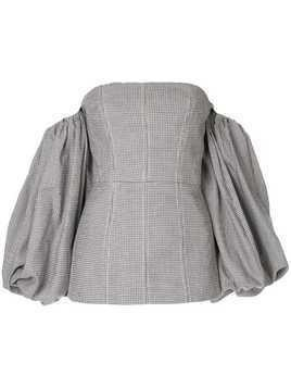 Acler Gleston blouse - Grey