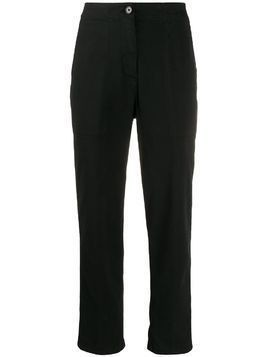 Aspesi straight leg trousers - Black