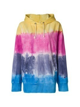 Champion washed out hoodie - Multicolour