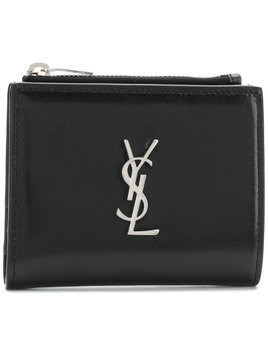 Saint Laurent square shaped purse - Black