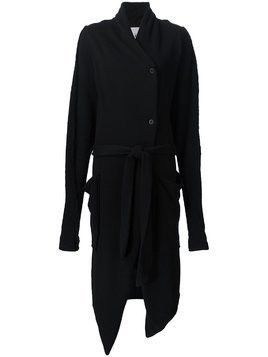 Lost & Found Rooms robe coat - Black