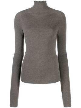 Holland & Holland knitted top - Brown
